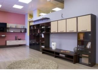 Гостиная стенка Барокко - Мебельная фабрика «Нэнси»