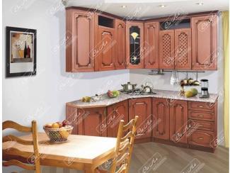Кухня Валерия патина