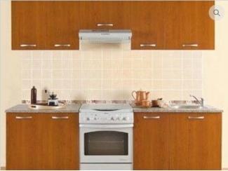 Дешевая кухня Софт 2400 - Мебельная фабрика «Фокус»
