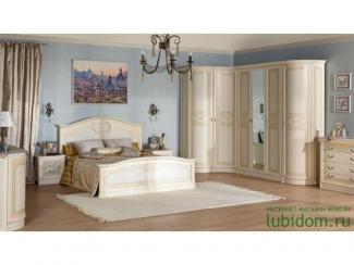 Спальный гарнитур Кливия - Мебельная фабрика «Любимый дом (Алмаз)»