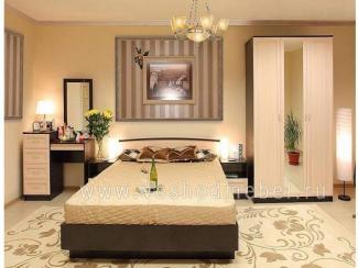 Спальня Светлана М5 - Мебельная фабрика «МебельШик»
