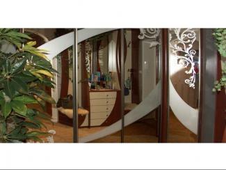 Шкаф-купе 04 - Мебельная фабрика «Алиса»