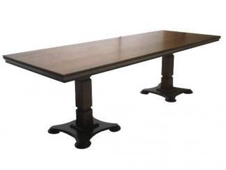 Большой стол из дерева APM-3075-а - Мебельная фабрика «Металл Плекс», г. Краснодар
