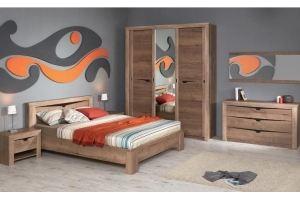 Спальный гарнитур Гарда Галифакс - Мебельная фабрика «СБК-мебель»