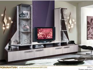 Шкаф комбинированный «Романтик» - Мебельная фабрика «КМК»