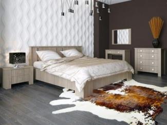 Спальный гарнитур Квадро - Мебельная фабрика «Премиум»