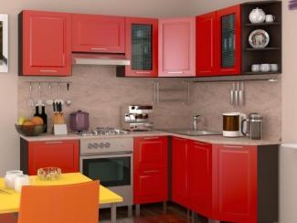 Кухонный гарнитур угловой Коралл - Мебельная фабрика «Эстель»