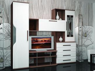 Стенка в гостиную Альба-1 - Мебельная фабрика «Первомайское»