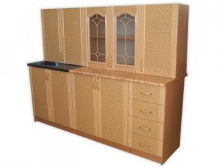 Кухня прямая Софт - Мебельная фабрика «Мебель эконом»