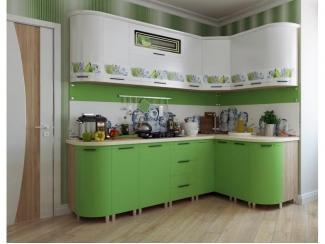Кухня Новый стиль - Лайм - Мебельная фабрика «БелДревМебель»