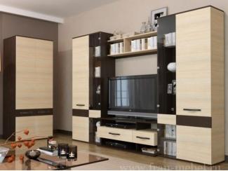 Мебель в гостиную Сапфир  - Мебельная фабрика «Фран»