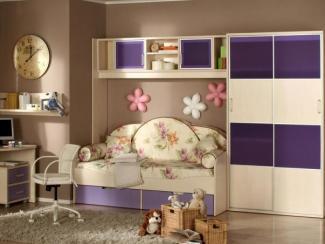 Детская 3 - Мебельная фабрика «Вяз-элит»