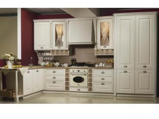 Светлая кухня Вилладж  - Мебельная фабрика «Лорена»