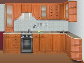 Кухонный гарнитур угловой Виктория
