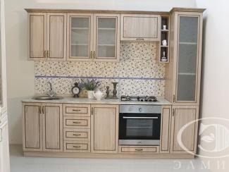 Кухонный гарнитур прямой 23 - Мебельная фабрика «Элмика»