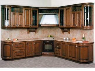 Кухня Гварнери массив - Мебельная фабрика «Илья-Сейф (Добрые кухни)»