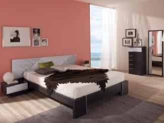 спальный гарнитур Mia (М2-К25-А АРТ.05) - Мебельная фабрика «Дана»
