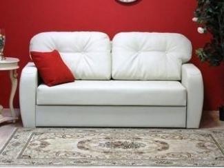 Белый диван Барни  - Мебельная фабрика «Арнада», г. Москва