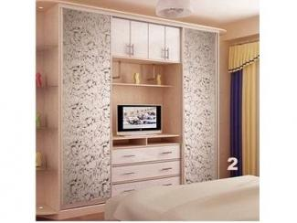 Удобный шкаф-купе в спальню