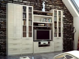 Гостиная стенка Елизавета 5 - Мебельная фабрика «Артис»