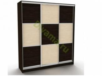 Шкаф-купе Мастер 3 - Мебельная фабрика «Фиеста-мебель»