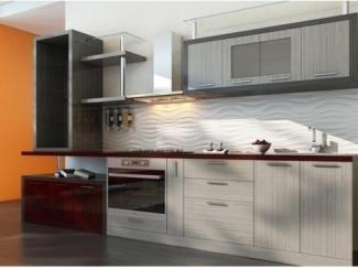Кухонный гарнитур прямой Нано - Мебельная фабрика «Meberotti»