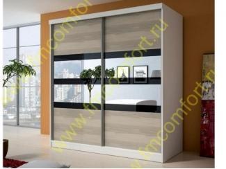 Большой шкаф Нова  - Мебельная фабрика «Комфорт»
