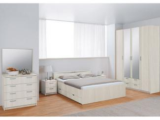 Спальный гарнитур Лотос - Мебельная фабрика «Боровичи-мебель», г. Боровичи