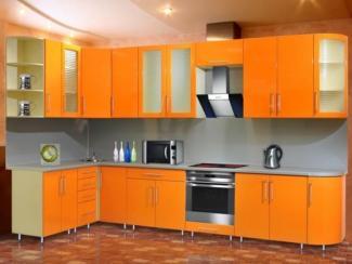 Кухня угловая «Глория глянец» - Мебельная фабрика «Прима-сервис»