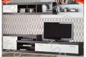 Гостиная Престиж 10 - Мебельная фабрика «Крокус»