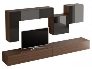 Мебель для гостиной Gusto композиция 3 - Мебельная фабрика «ОГОГО Обстановочка!»
