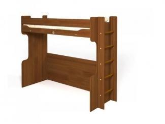 Кровать-чердак 800 с настилом ЛДСП Робинзон - Мебельная фабрика «Интеди»