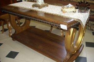 Стол деревянный обеденный - Мебельная фабрика «Эксклюзивная мебель из дуба Кельтура»