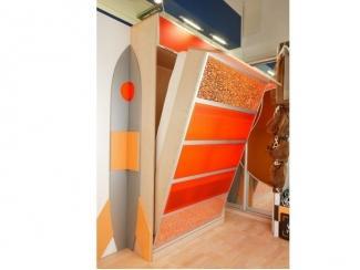 Шкаф с откидной кроватью   - Мебельная фабрика «Мастер Мебель»