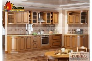 Угловая кухня Вера - Мебельная фабрика «Галина»