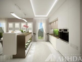 Кухня Лината МДФ - Мебельная фабрика «Линда»