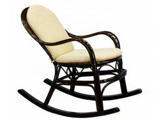Кресло-качалка Marisa из натурального ротанга  - Импортёр мебели «ЭкоДизайн (Китай, Индонезия)»