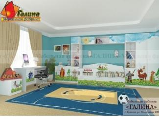 Детская Алёша 2 - Мебельная фабрика «Галина»