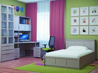 Спальня Соло 47 - Мебельная фабрика «ВасКо»