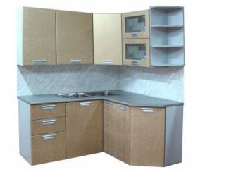 Кухня угловая 4 - Мебельная фабрика «Трио мебель»