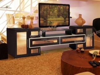 Тумба под ТВ Комфорт-Люкс 3 - Мебельная фабрика «Комфорт»