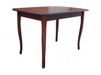 Стол Виконт 1 с гнутой ножкой - Мебельная фабрика «Настоящая Мебель»
