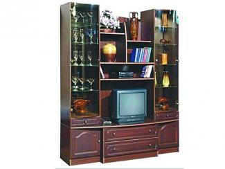 Гостиная стенка Оделикс-1 МДФ - Мебельная фабрика «Гамма-мебель»