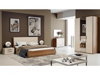 Спальный гарнитур Вирджиния  - Мебельная фабрика «ТриЯ»