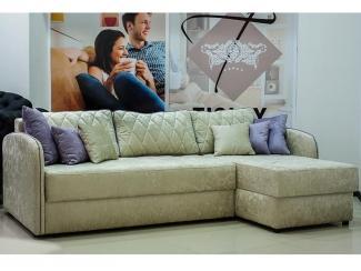 Угловой диван Лоренсо 2 - Мебельная фабрика «Тиолли»