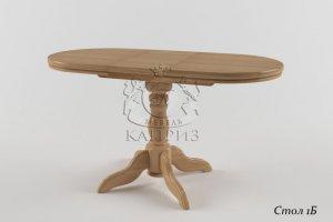 Деревянный стол 1Б - Мебельная фабрика «Каприз»
