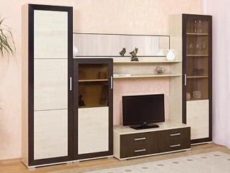 Гостиная стенка Парма - Мебельная фабрика «Мебель плюс»