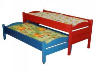 Кровать детская 2-х секционная - Мебельная фабрика «ФСМ (Фабрика стильной мебели)»