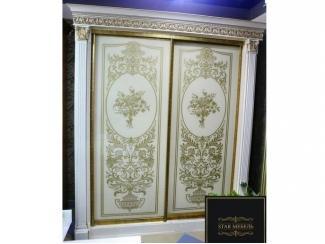 Светлый шкаф-купе - Мебельная фабрика «STAR мебель»