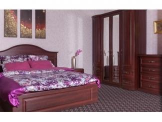 Недорогая спальня Шираз  - Мебельная фабрика «Астмебель»